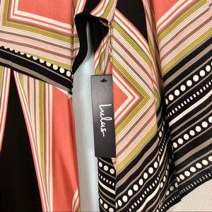 Lulu's Dresses - NWT   Lulus   Montecito Black Print Maxi Dress   M